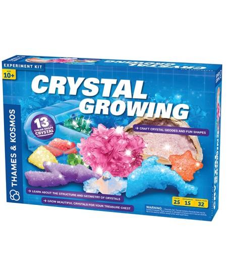 KOSMOS mokslinis rinkinys Crystal Growing
