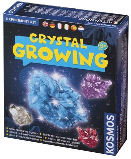 """Kosmos eksperimentų rinkinys """"Augantys kristalai"""""""