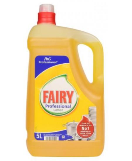 Indų ploviklis FAIRY Lemon Proffesional, 5 l