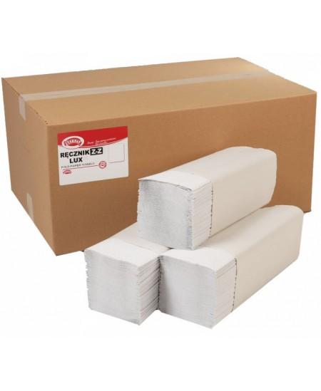 Lapiniai popieriniai rankšluosčiai STARPAP ZZ2B, Z lenkimas, 200 lapelių, 1 pakelis