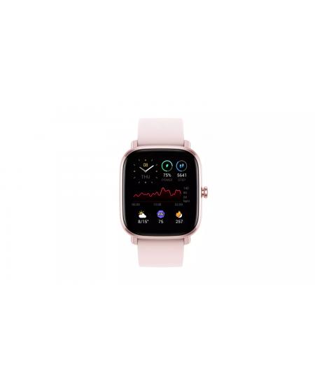 Amazfit GTS 2mini Smart watch, GPS (satellite), AMOLED Display, Touchscreen, Heart rate monitor, Activity monitoring 24/7, Water