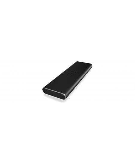 Raidsonic External USB 3.0 enclosure for M.2 SSD  IB-183M2 SATA, Portable Hard Drive Case, USB 3.0 Type-A
