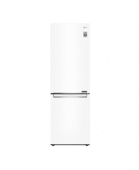 GBP31SWLZN LG Refrigerator GBP31SWLZN Energy efficiency class E, Free standing, Combi, Height 186 cm, No Frost system, Fridge ne