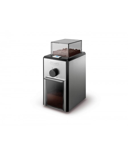 Coffee Grinder Delonghi KG89 Stainless steel, 120 g, Number of cups 12 pc(s), 170 W,