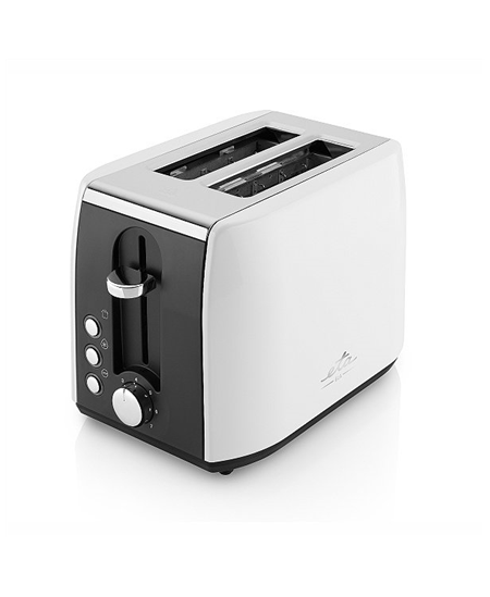 ETA Toaster White, 900 W, Number of slots 2, Number of power levels 7, Bun warmer included