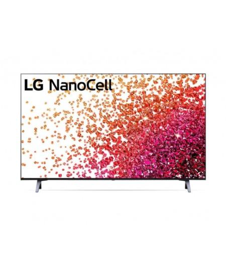 "LG 43NANO753PA  43"" (109 cm), Smart TV, WebOS, 4K UHD Nanocell, 3840 x 2160, Wi-Fi, DVB-T/T2/C/S/S2, Black"