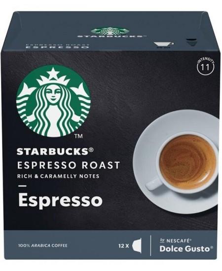 Kavos kapsulės  STARBUCKS Dolce Gusto Espresso