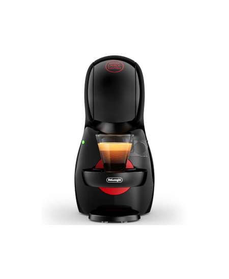Delonghi Coffee Maker Small XS EDG210.B Pump pressure 15 bar, Capsule coffee machine, 1400 W, Black