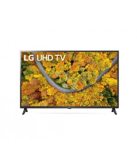 "LG 43UP75003LF 43"" (109 cm), Smart TV, WebOS, 4K UHD, 3840 x 2160, Wi-Fi, DVB-T/T2/C/S/S2, Black"