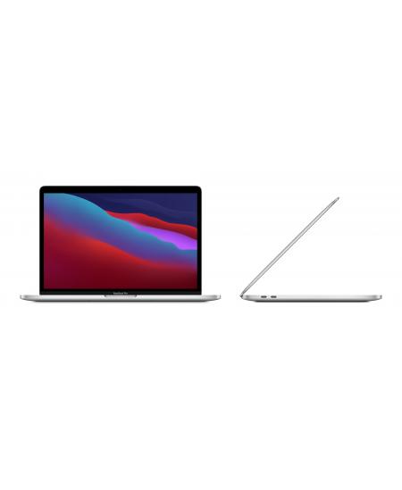"Apple MacBook Pro Silver, 13.3 "", IPS, 2560 x 1600, Apple M1, 8 GB, SSD 256 GB, Apple M1 8-core GPU, Without ODD, macOS, 80"