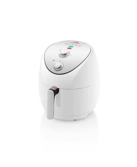 ETA Deep fryer ETA217290000 Formio Power 1500 W, Capacity 3.5 L, Hot air technology, White