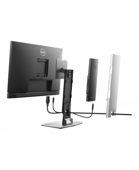 Dell OptiPlex 3090 Ultra Desktop PC, AIO,  Intel Core i3, i3-1115G4, Internal memory 8 GB, DDR4, SSD 256 GB, Intel UHD, No Optic