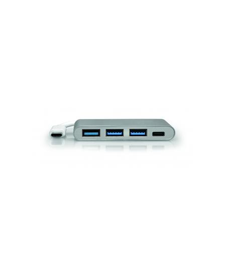 PORT CONNECT HUB 3 USB + 1 Type-C 3.0
