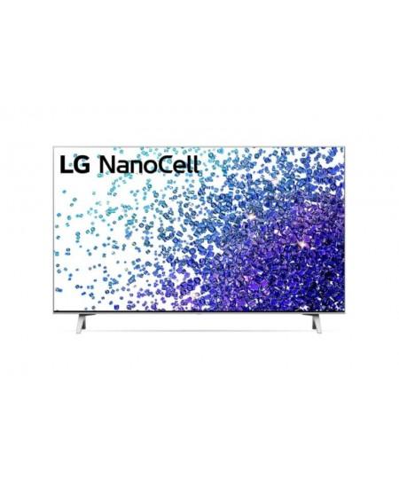 """LG 43NANO773PA  43"""" (109 cm), Smart TV, WebOS, 4K UHD Nanocell, 3840 x 2160, Wi-Fi, DVB-T/T2/C/S/S2, White"""