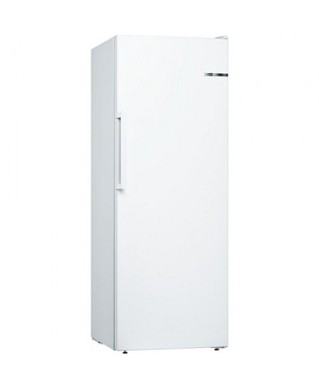 Bosch Freezer GSN29VWEP Energy efficiency class E, Free standing, Upright, Height 161 cm, No Frost system, Display, 39 dB, White