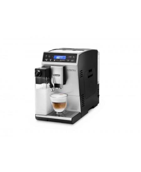 Delonghi Coffee maker ETAM 29.660.SB Pump pressure 15 bar, Built-in milk frother, Fully automatic, 1450 W, Silver