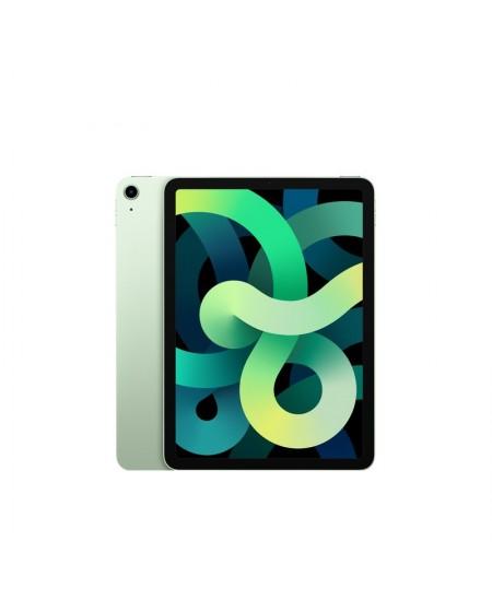 "Apple 4th Gen (2020) iPad Air + Cellular 10.9 "", Green, Liquid Retina touch screen with IPS, Apple A14 Bionic, 256 GB, 4G,"