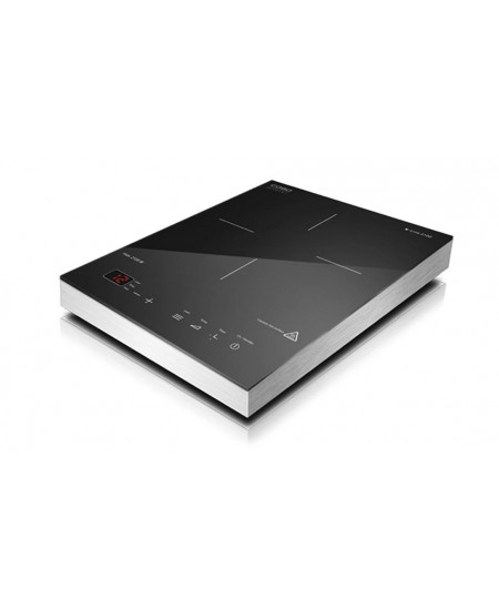 Caso Free standing table hob 02225 Number of burners/cooking zones 1, Sensor-Touch, Aluminium, Induction