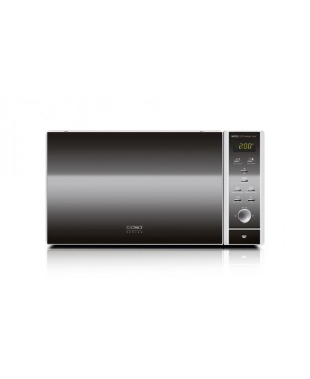Caso Microwave oven MCG 25  Free standing, 25 L, 900 W, Convection, Grill, Black