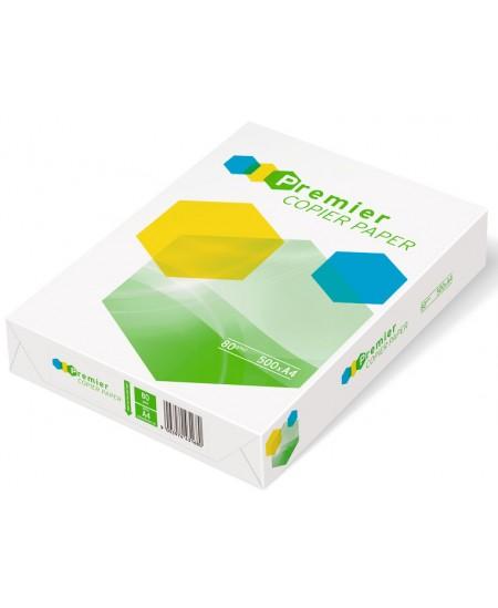 Popierius PREMIER COPIER, 80 g/m2, A4, 500 lapų