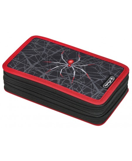Penalas HERLITZ Spider, dviejų skyrių, užpildytas