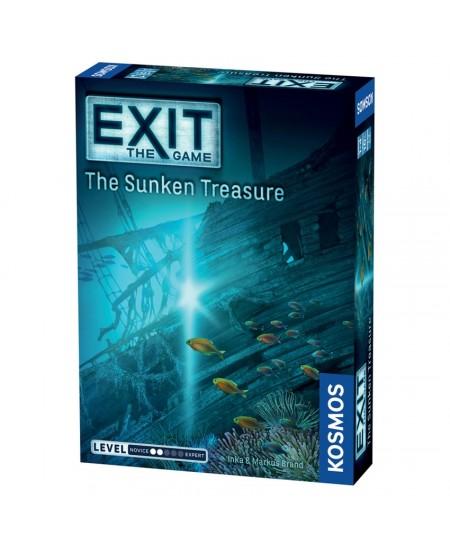 EXIT mokslinis žaidimas The Sunken Treasure