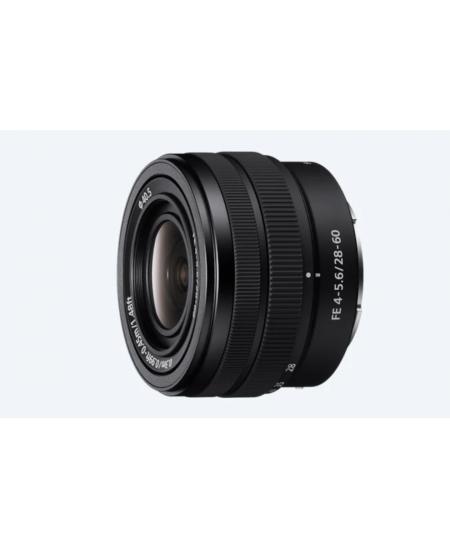 Sony FE 28-60mm F4-5.6 E-Mount Full Frame Lens