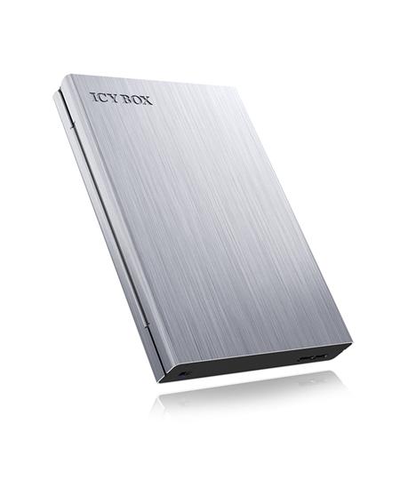 "icy box IB-241WP  2,5"" SATA to USB 3.0 Raidsonic External USB 3.0 enclosure for 2.5"" SATA HDDs/SSDs with write-protect"