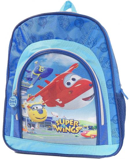 Setino Kuprinė Berniukams Super Wings Blue