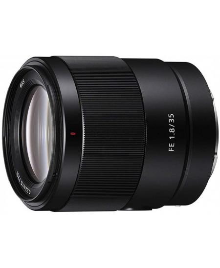 Sony SEL35F18FFE FE 35 MM F1.8 lens Black