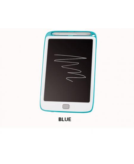 LCD rašymo / piešimo lentelė mėlyna