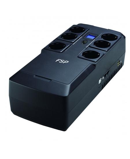 FSP UPS Nano FIT 600 600 VA, 360 W, 220 V, 180~270  V