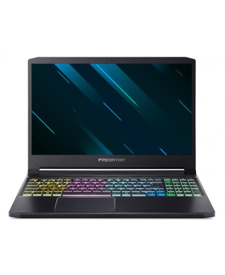 """Acer Predator Triton 300 PT315-52-55TU Black/Blue, 15.6 """", IPS, FHD, 1920 x 1080 pixels, Matt, Intel Core i5, i5-10300H, 16"""
