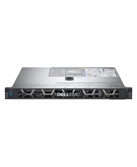 Dell PowerEdge R340 Rack (1U), Intel Xeon, E-2224, 3.4 GHz, 8 MB, 4T, 4C, 1x8 GB, UDIMM DDR4, 2666 MHz, 1000 GB, 7200 RPM, SATA,