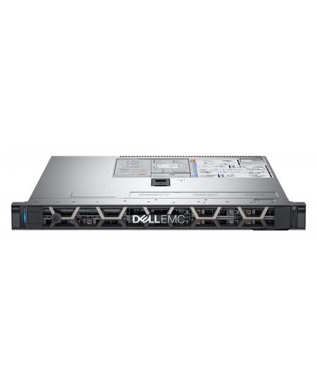 Dell PowerEdge R340 Rack (1U), Intel Xeon, E-2244G, 3.8 GHz, 8 MB, 8T, 4C, UDIMM DDR4, 2666 MHz, No RAM, No HDD, Up to 4 x 3.5&q