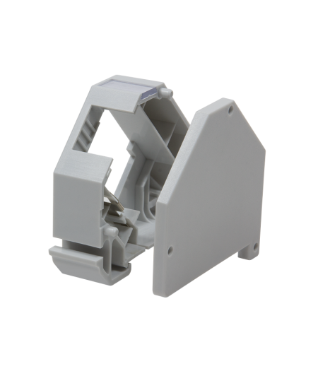 Logilink DIN Rail Adapter for 1x RJ45 Keystone Module MP0053