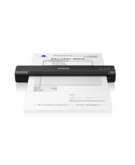 Epson Wireless Mobile Scanner WorkForce ES-50 Colour, Document