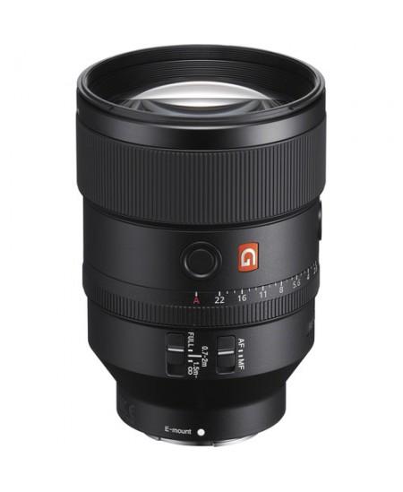 Sony SEL135F18GM FE 135mm F1.8 GM G Master telephoto lens Sony