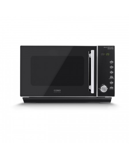 Caso Ceramic Microwave Oven with Grill MIG 25 Free standing, 25 L, 900 W, Grill, Black