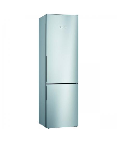 Bosch Refrigerator KGV392LEA Energy efficiency class E, Free standing, Combi, Height 201 cm, No Frost system, Fridge net capacit