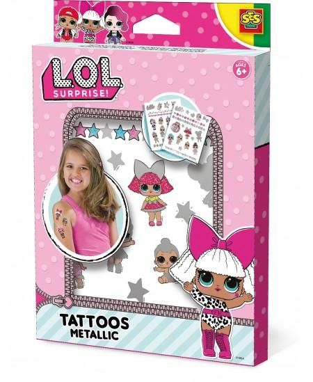 SES Tatuiruotės L.O.L.