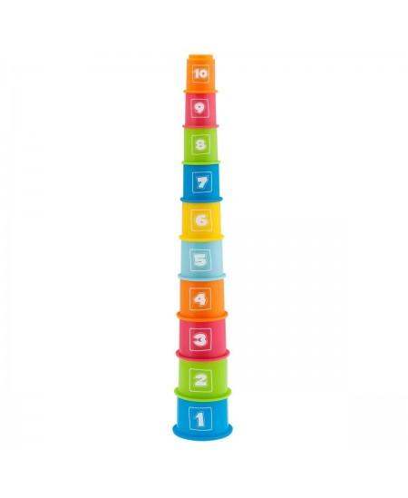 CHI Lavinamasis skaičių bokštas