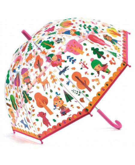 Vaikiškas skėtis DJECO Miškas