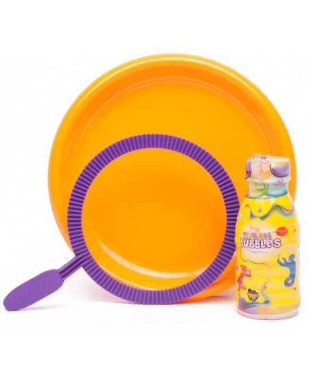 Burbulų pūtimo rinkinys su lėkšte ir žiedu TUBAN