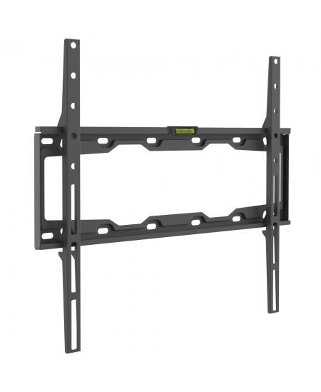 "Barkan Flat/ Curved TV Wall Mount E302+ Wall Mount, Fixed, 19-65 "", Maximum weight (capacity) 50 kg, Black"