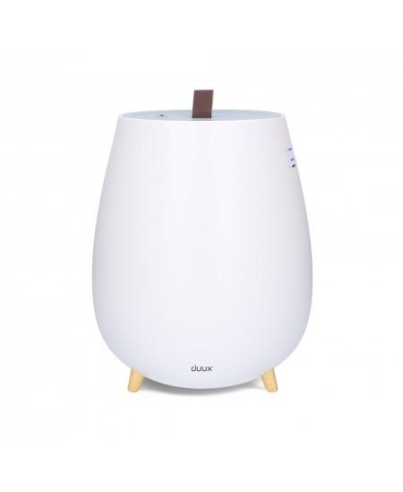 Duux Bundle of Tag Ultrasonic Humidifier & Sense Sense Hygrometer + Thermometer Ultrasonic, 12 W, Water tank capacity 2.5 L,