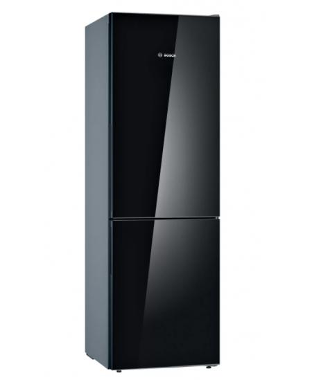 Bosch Refrigerator KGV36VBEAS Energy efficiency class E, Free standing, Combi, Height 186 cm, No Frost system, Fridge net capaci
