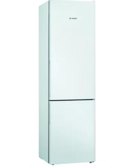 Bosch Refrigerator KGV39VWEA Energy efficiency class E, Free standing, Combi, Height 201 cm, No Frost system, Fridge net capacit