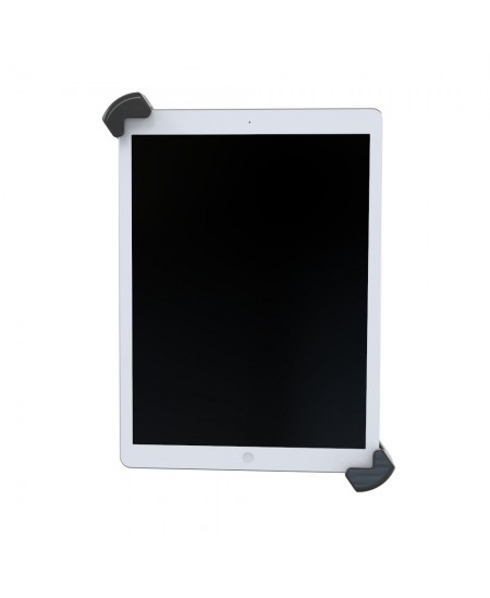"Barkan Fixed position tablet wall mount T70 17-14 "", Maximum weight (capacity) 1.4 kg, Black"