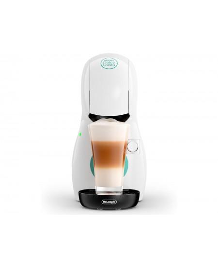 Delonghi Coffee Maker Small XS EDG210.W Pump pressure 15 bar, Capsule coffee machine, 1400 W, White